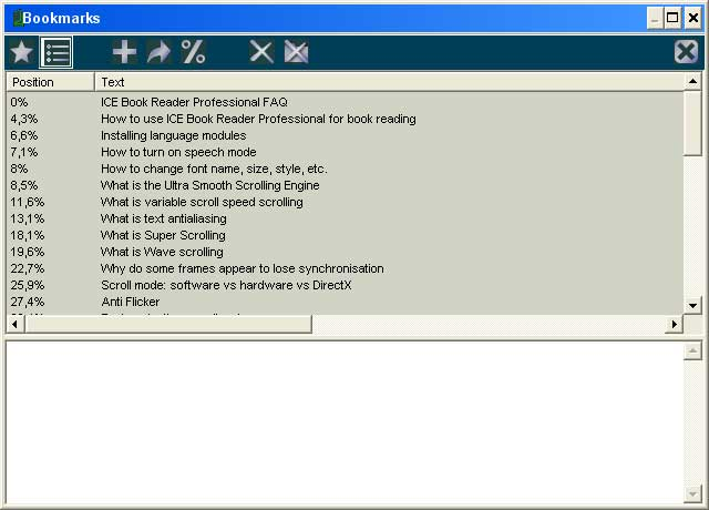 ICE Book Reader Professional Screenshot 5
