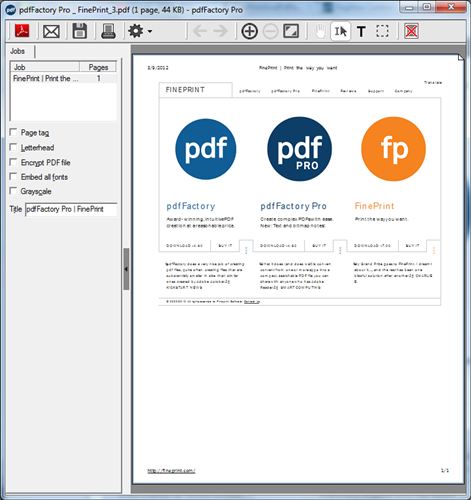 Pdffactory pro 6. 31 free download.