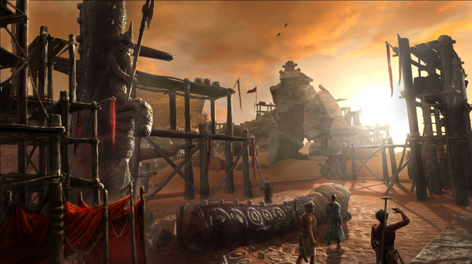 Age of Conan: Unchained Screenshot 7