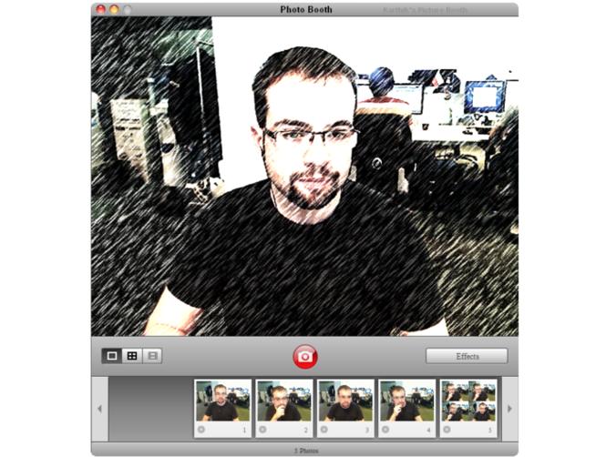 Photobooth for Windows 7 Screenshot 3