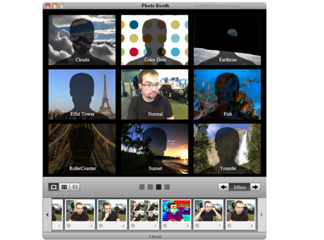Photobooth for Windows 7 Screenshot 4