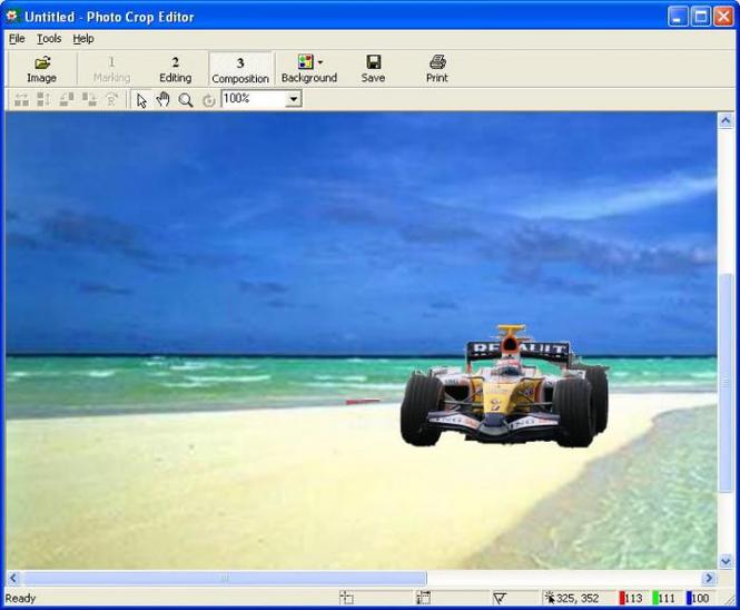 Photo Crop Editor Screenshot 3