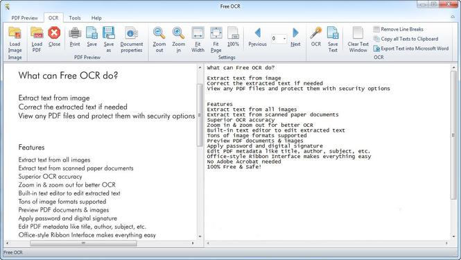 OCR Free Screenshot 2
