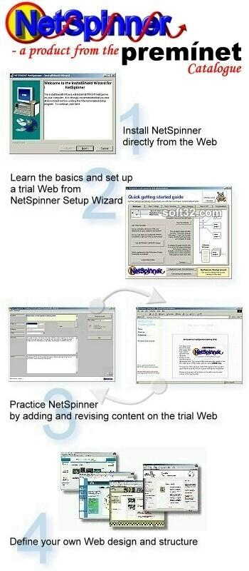 NetSpinner SE Screenshot 1