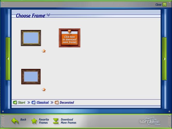 Photo Frame Show Screenshot 2