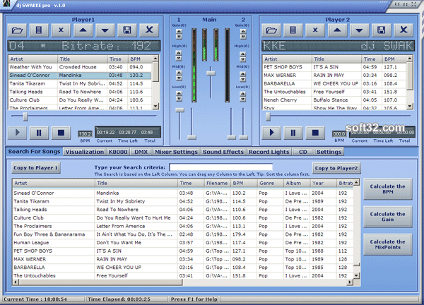 dj SWAKKE pro Screenshot