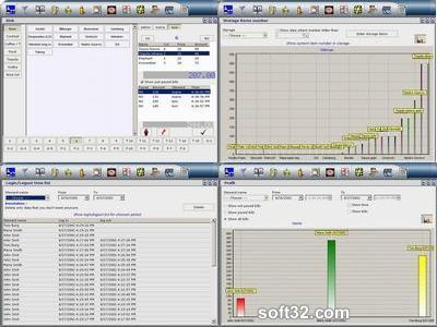 Cafe management software Screenshot 3