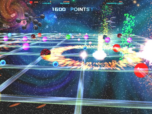 Crazy Spheres Screenshot 2