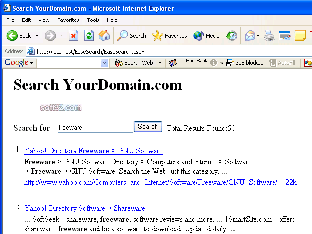 EaseSearch Screenshot 3