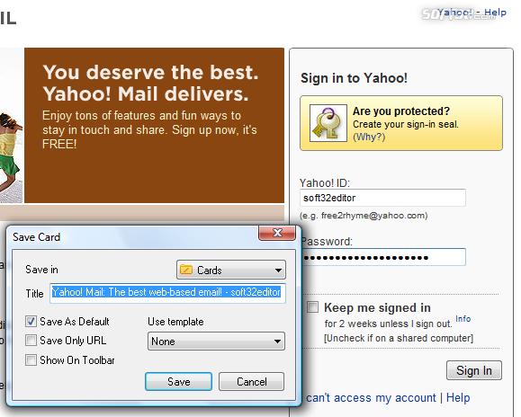 Novosoft Handy Password Screenshot 6