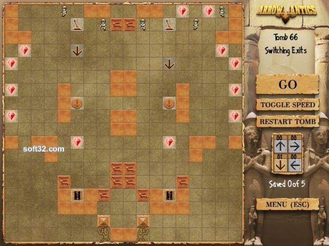 Arrow Antics Screenshot 3