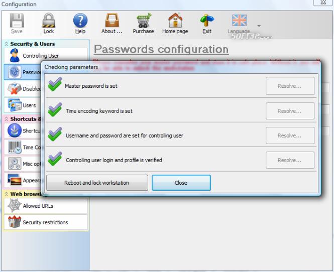 Public PC Desktop Screenshot 2