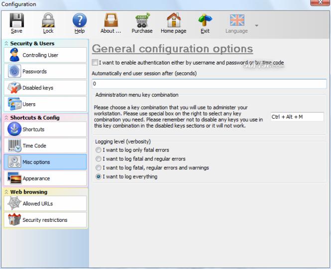 Public PC Desktop Screenshot 4