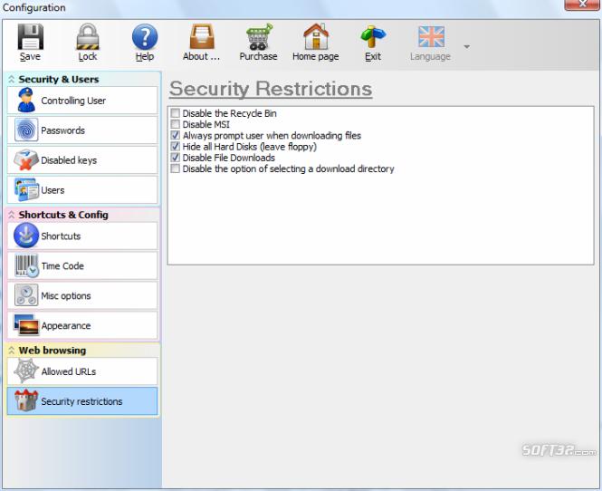 Public PC Desktop Screenshot 5