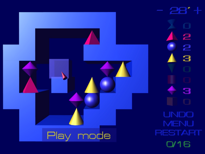 PUZZTRIX Screenshot