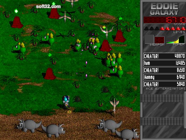 Eddie Galaxy Screenshot 3