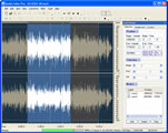 Audio Editor XP Screenshot 1