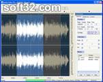 Audio Editor XP Screenshot 2
