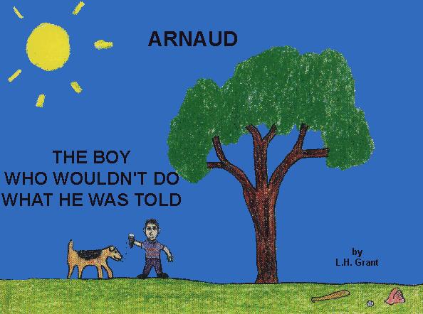 Arnaud, the Boy Who... Screenshot 1