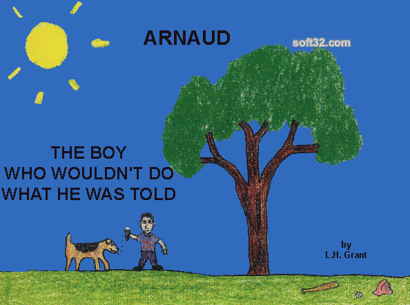 Arnaud, the Boy Who... Screenshot 2
