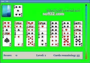 Golf Solitaire Screenshot 2
