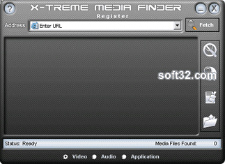 X-Treme Media Finder Screenshot 1