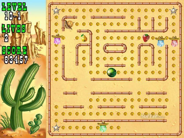Pacmania Gold Screenshot 2