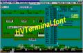 HVTerminal TrueType Terminal Font 2