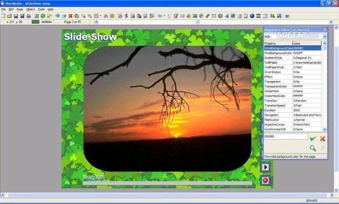 MaxMedia Light Screenshot 2