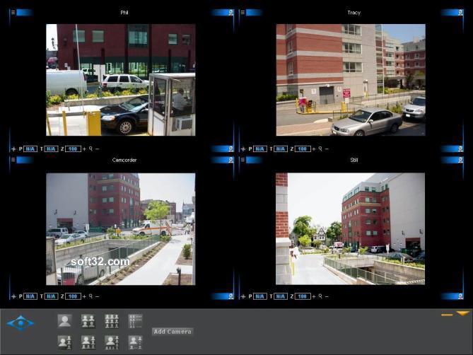CamPanel Digital Surveillance Screenshot 2