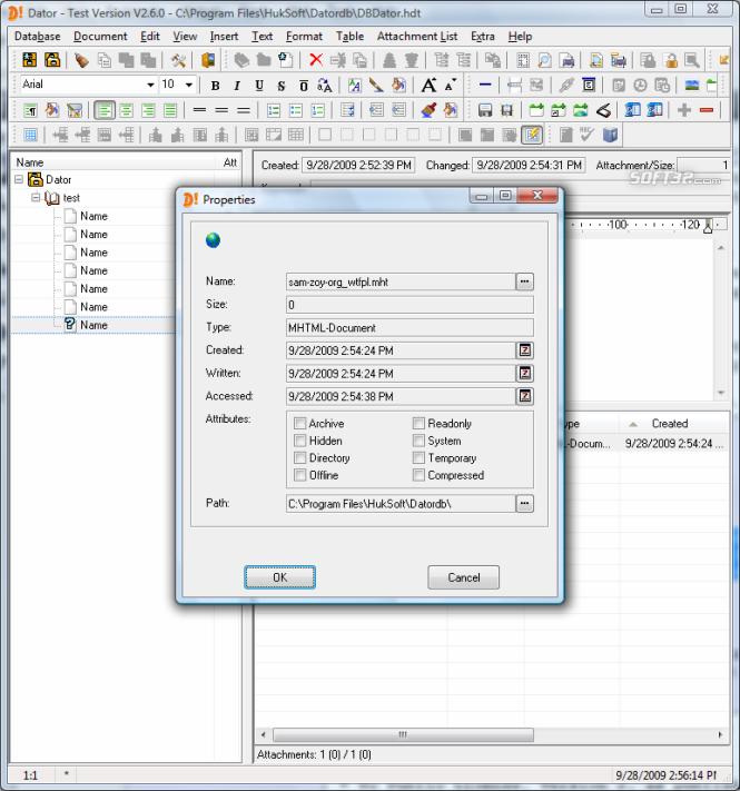 Dator Screenshot 6