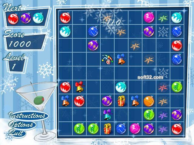 Jingle Cocktail Screenshot