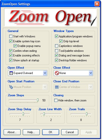 ZoomOpen Screenshot 1