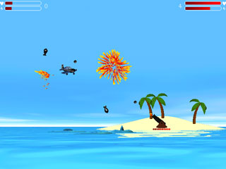 Island Wars Screenshot 1