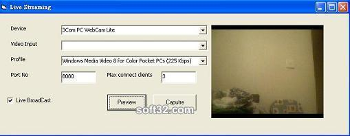 VISCOM WebCam Capture SDK ActiveX Screenshot 3
