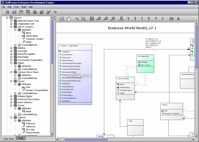 SkillFusion Development Engine Screenshot 1