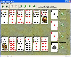 1st Free Solitaire Screenshot 2