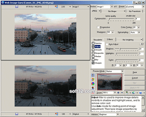 Web Image Guru Suite Screenshot 1