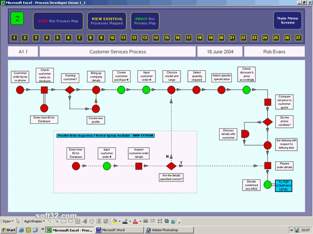Process Developer Enterprise Edition Screenshot 3