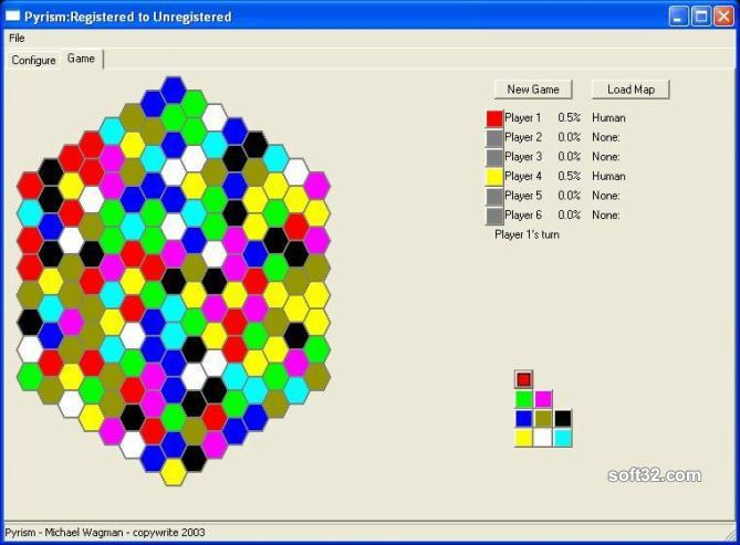 Pyrism Windows Screenshot 2