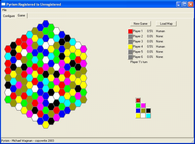 Pyrism Windows Screenshot
