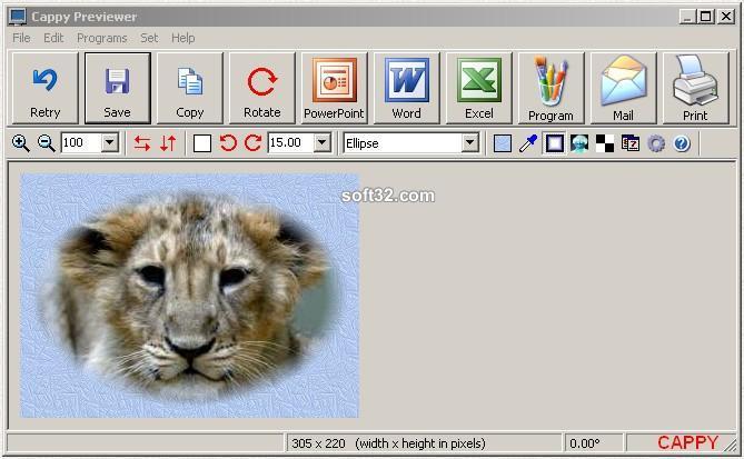 Cappy Screen Capture Screenshot 2