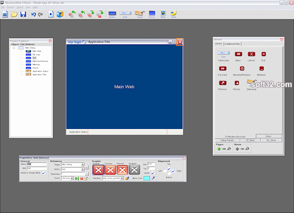 BrowserBob Basic Screenshot 2