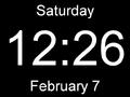 Huge Clock 1