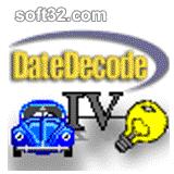 DateDecode (For PalmOS) Screenshot 3