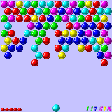 Absolute-Bubble-Shooter-2-for-Palm-OS Screenshot