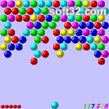 Absolute-Bubble-Shooter-2-for-Palm-OS Screenshot 2