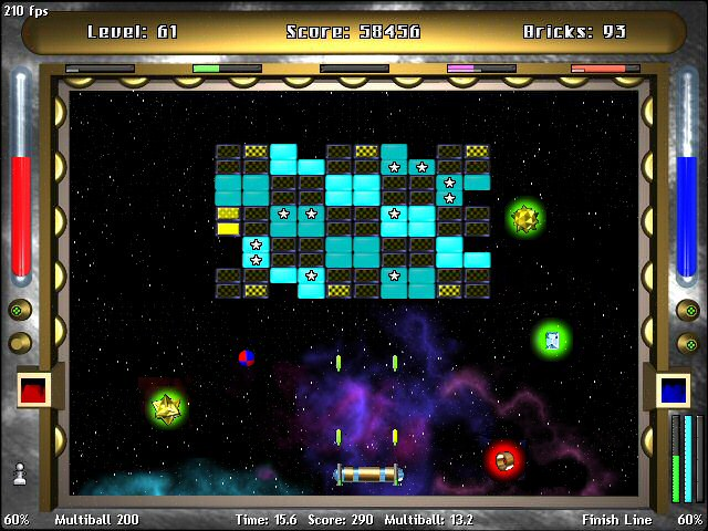 Acky's XP Breakout Screenshot