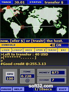 BS Hacker - Mobile Console (PocketPC) Screenshot 3