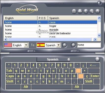 GoldWord Pro Screenshot 3